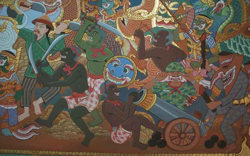 Contemporary-Thai-painting-news-site